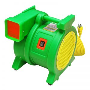 inflatable green blower