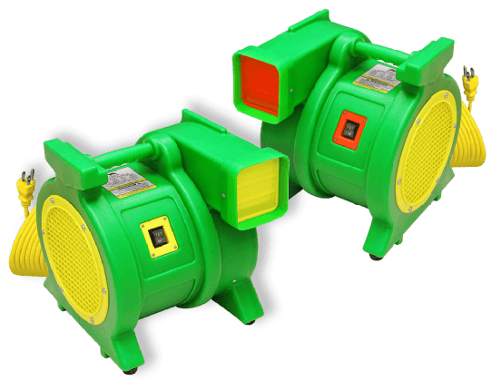 blowers for inflatables